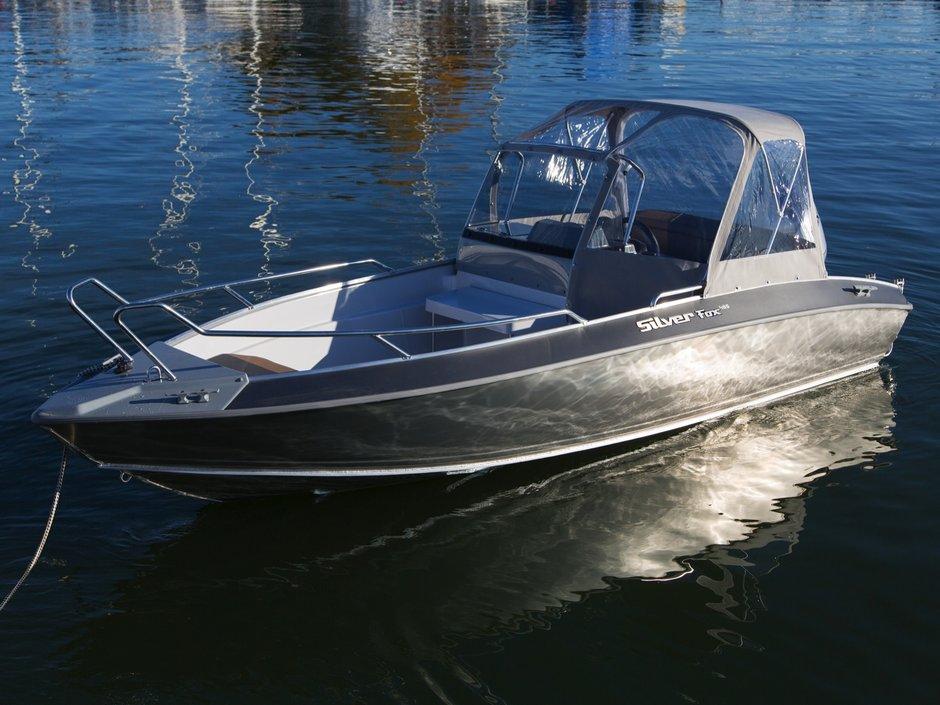 Silver Fox Avant 485 Kuomu 10 E