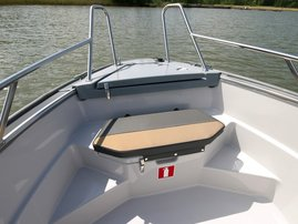 Cushion for frontmost bow seat (Wolf Avant/BR)