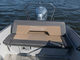 Seat cushion / sun mattress, stern (Eagle BR)