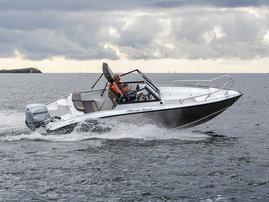 Shark BR + Honda