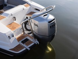 Waterski tow bar (Viper DCz)