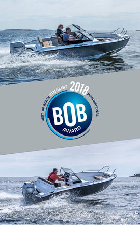 Best of Boats 2018 - Silver Fox BR/Avant